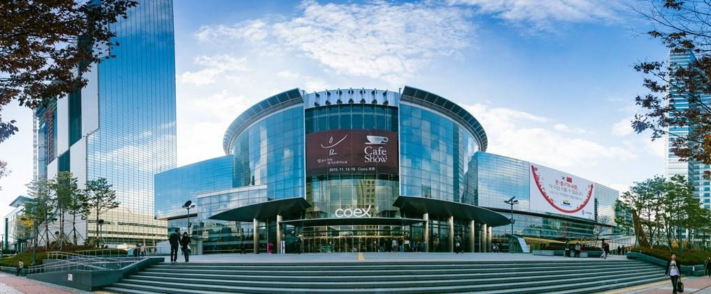 The COEX Convention Center