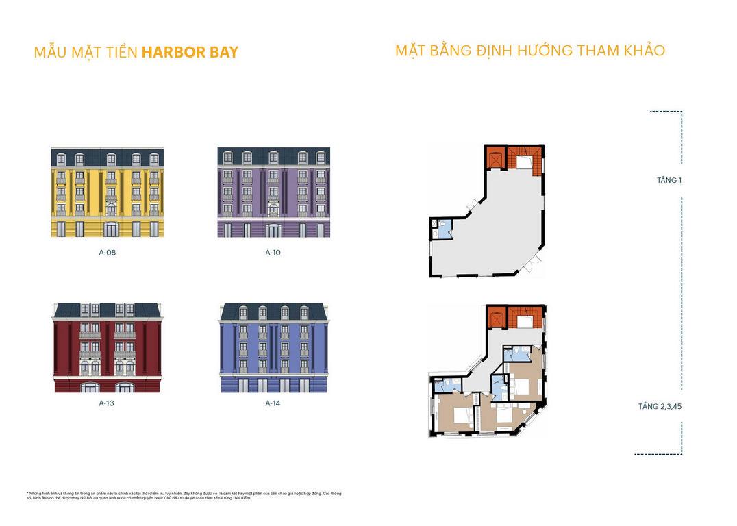 thiet ke can goc harbor bay ha long