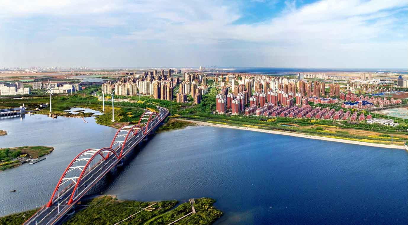 Sino-Singapore Tianjin Eco-City