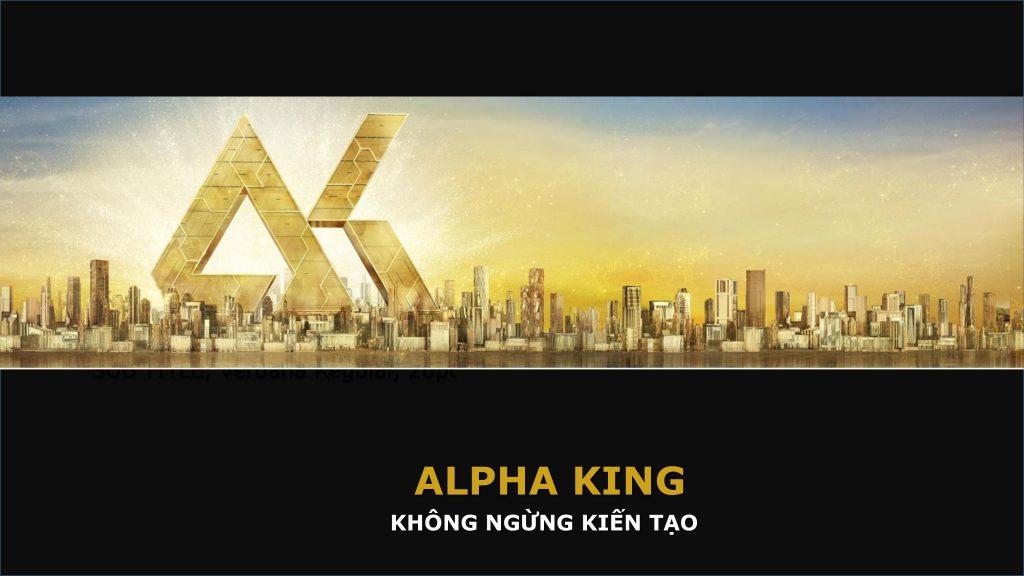 chu dau tu alpha king