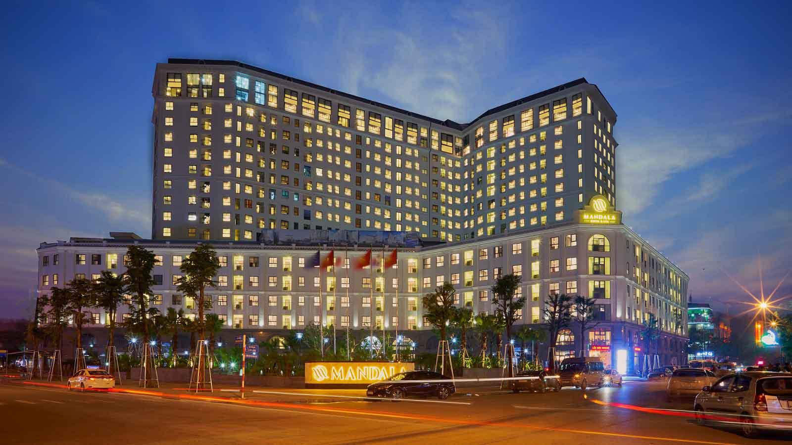 thuc te Mandala Spa Hotel Bac Ninh