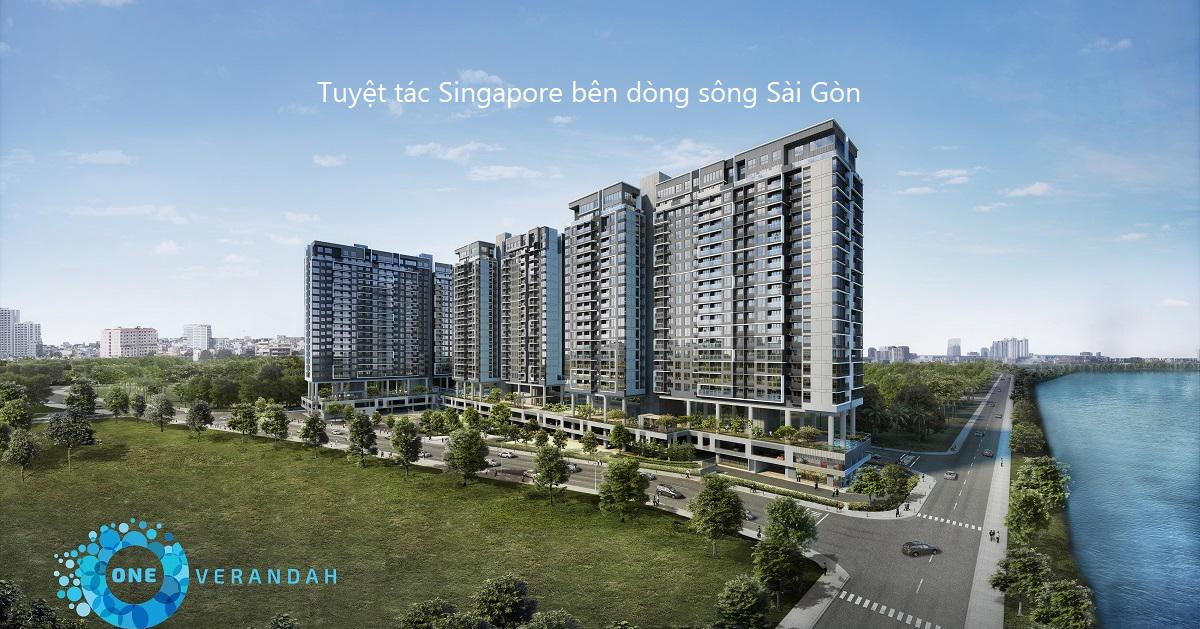 One Verandah mapletree quan 2