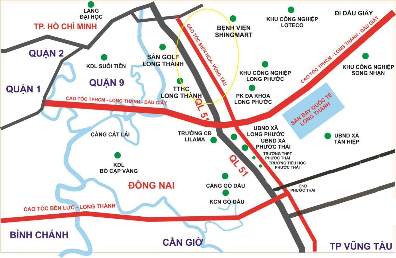 Cao tốc Biên Hoà – Vũng Tàu khi nào khởi công?