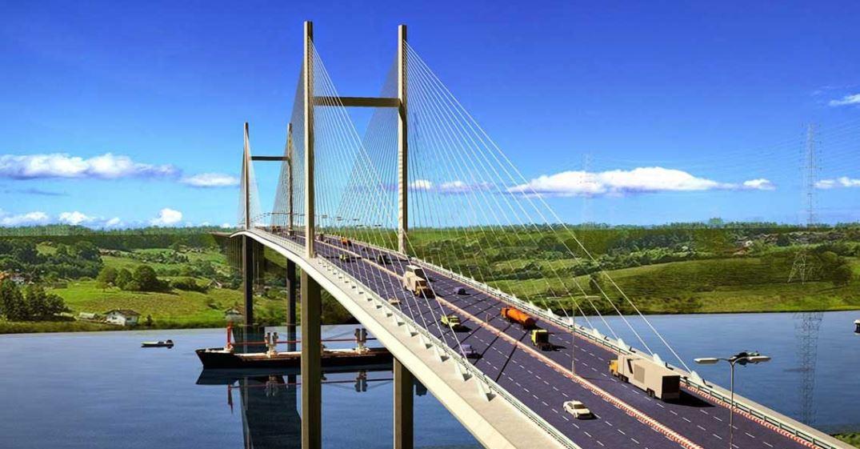 Điều ấn tượng trong thiết kế tại cầu Cát Lái mới nhất là gì