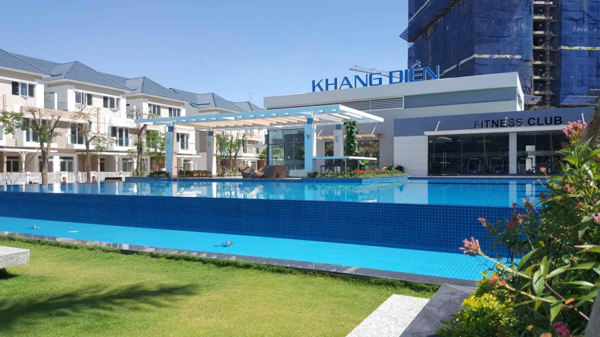 Merita Khang Điền quận 9 – Nhà phố thế hệ mới đặc biệt nhất quận 9. 1