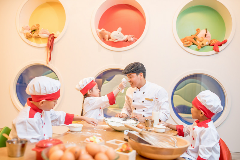 kid can cook intercontinental phu quoc
