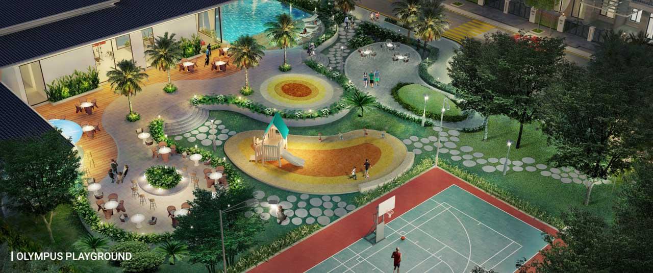 san the thao Verosa Park