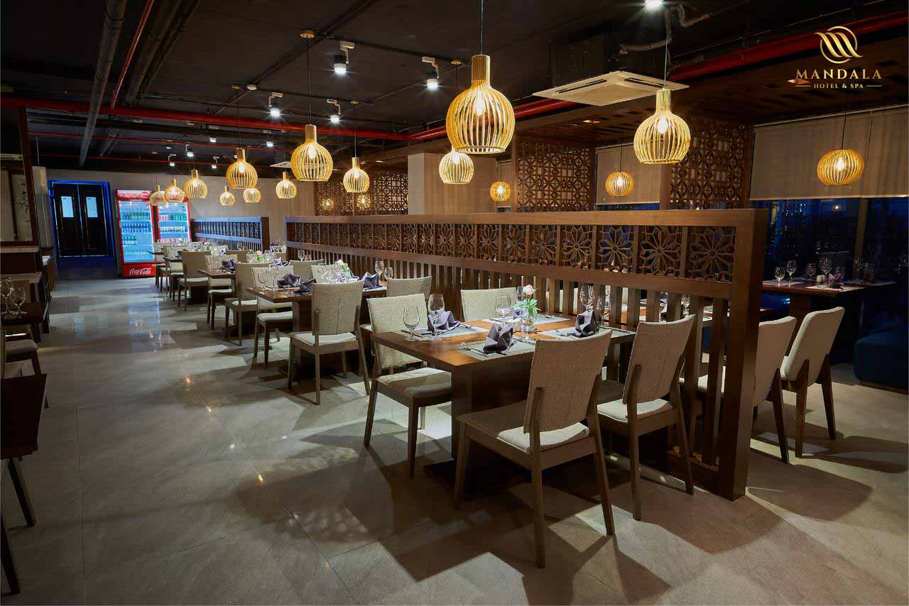 nha hang Mandala Spa Hotel Bac Ninh
