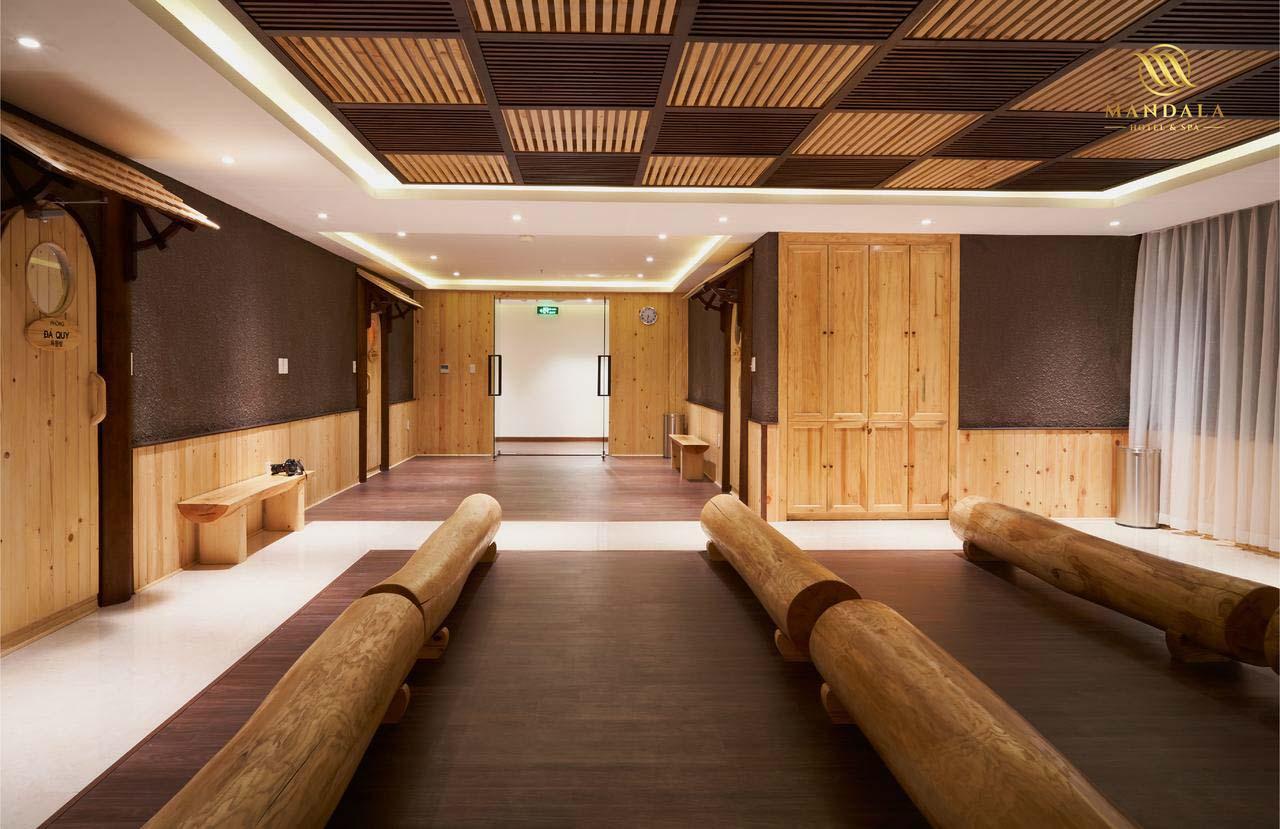phong xong hoi Mandala Spa Hotel Bac Ninh