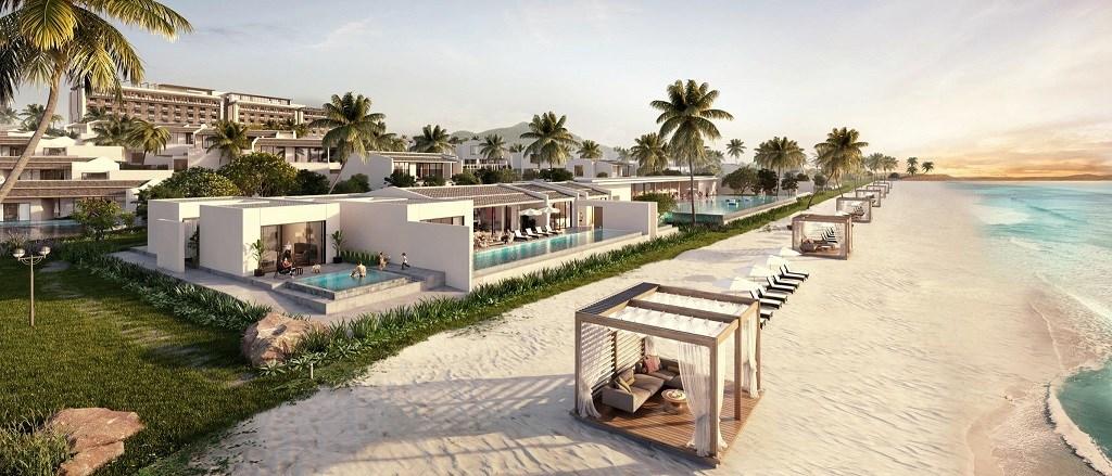 beach villas regent phu quoc