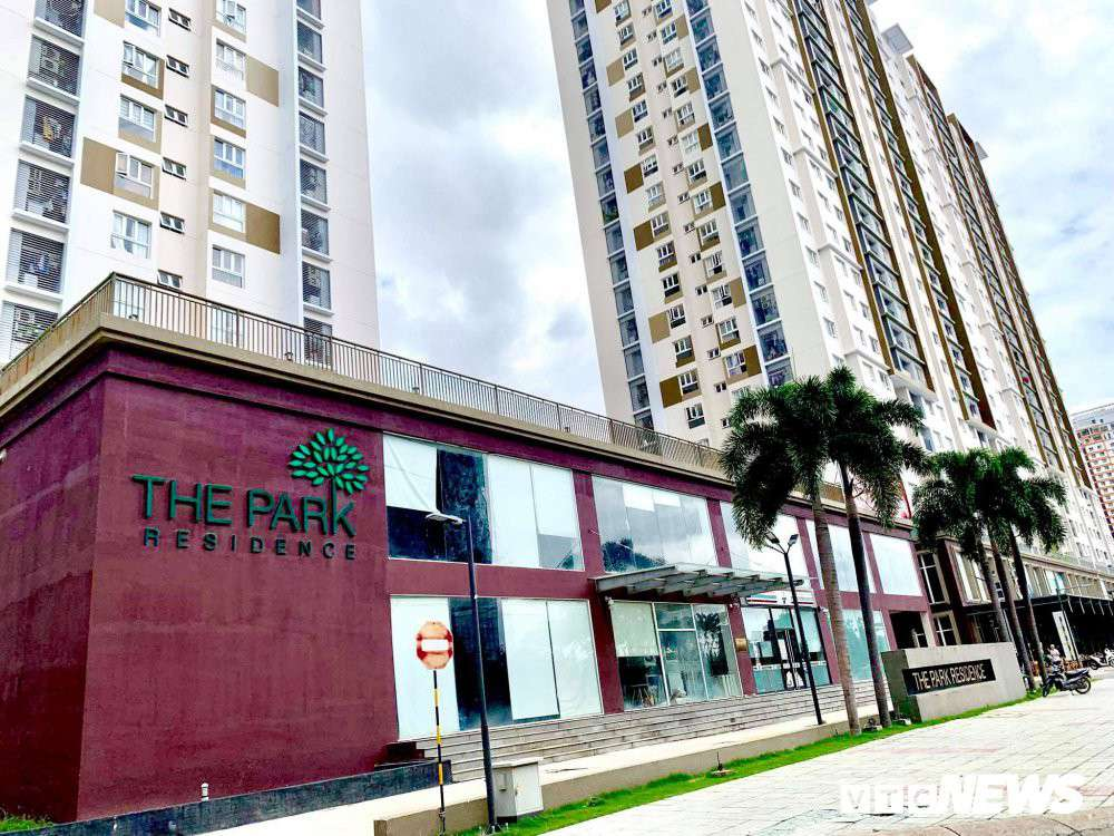 thuc te du an the park residence