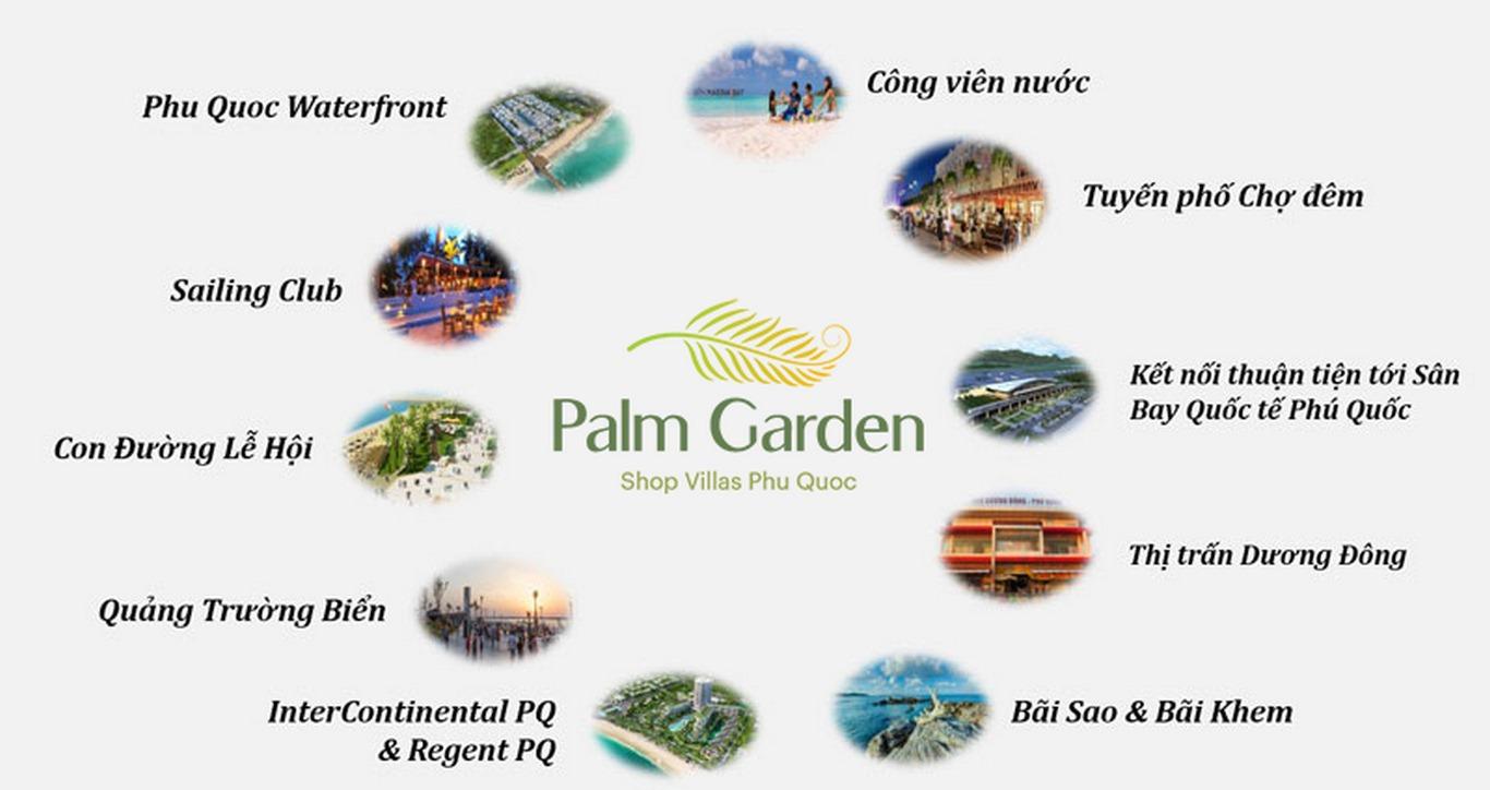 tien ich ngoai khu palm garden phu quoc