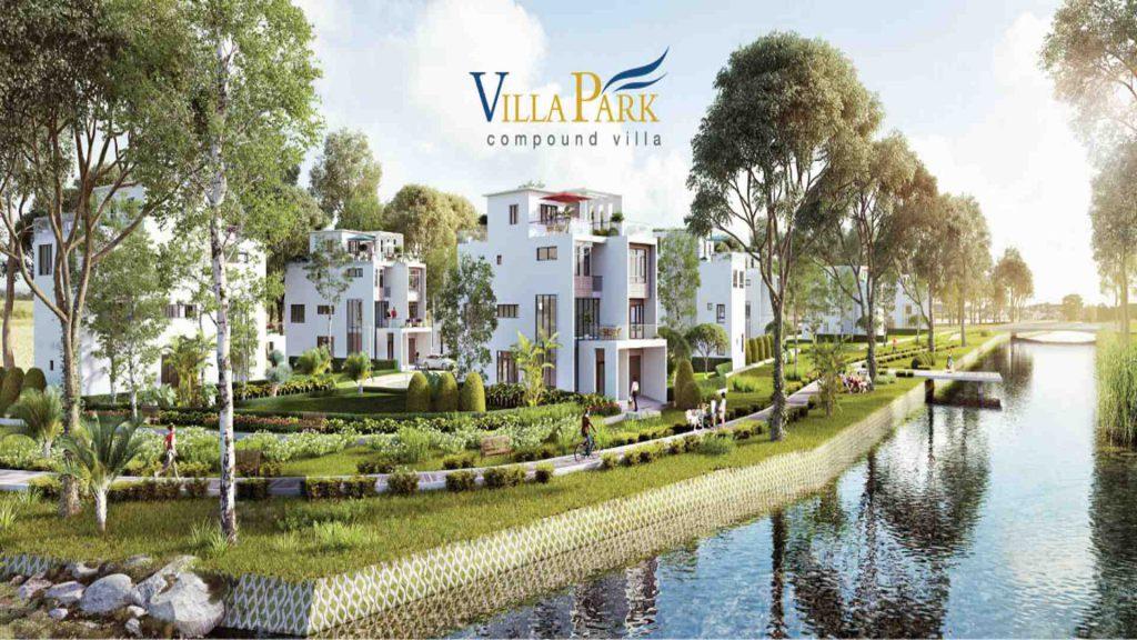 phoi canh biet thu villa park quan 9