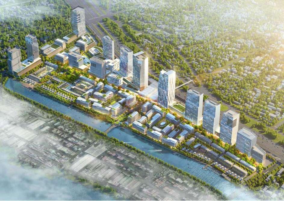 phoi canh du an river city thu duc