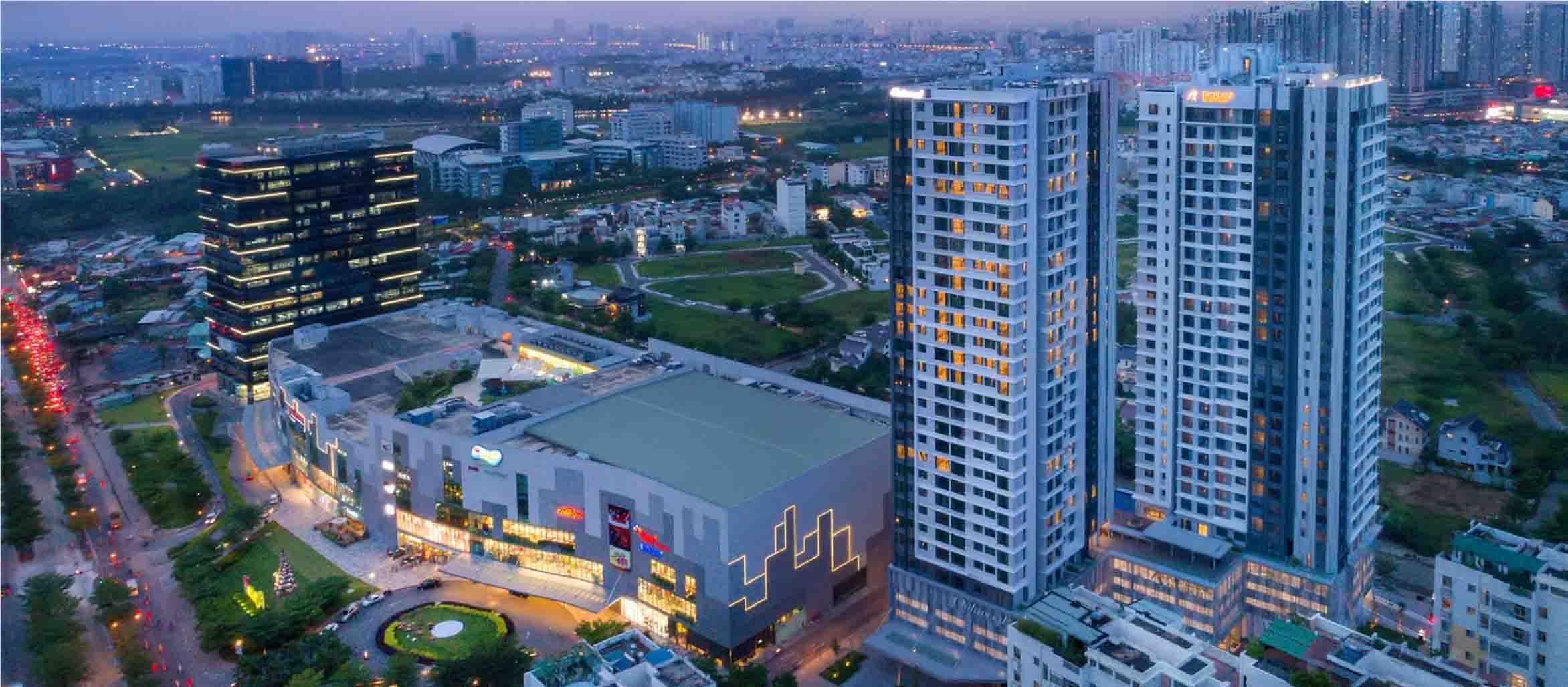 SaiGon South Place Complex