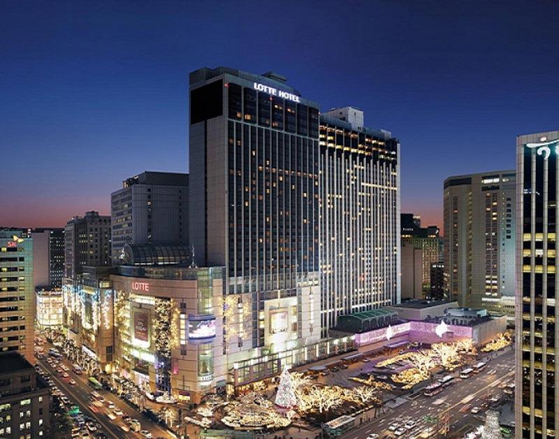 Lotte Hotel seoul han quoc