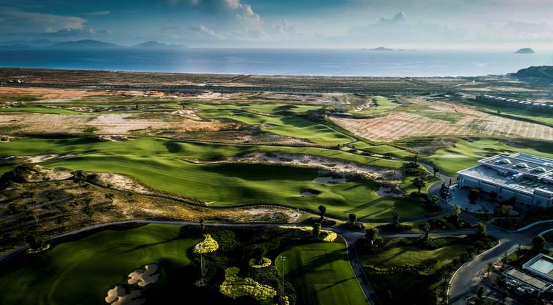 san golf kn paradise cam ranh