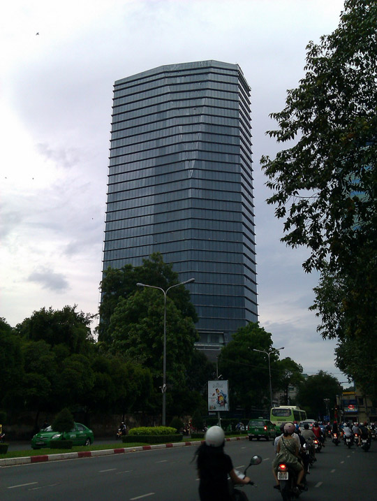 toa nha lim tower