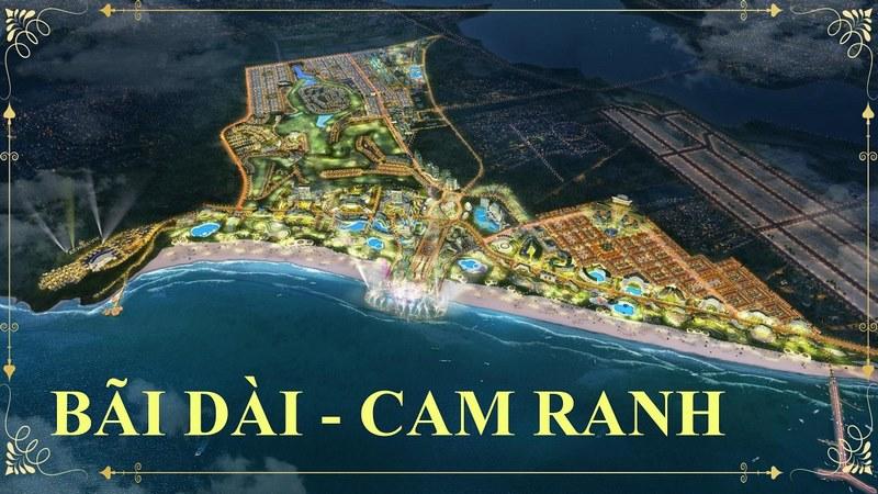 toan canh du an kn paradise cam ranh