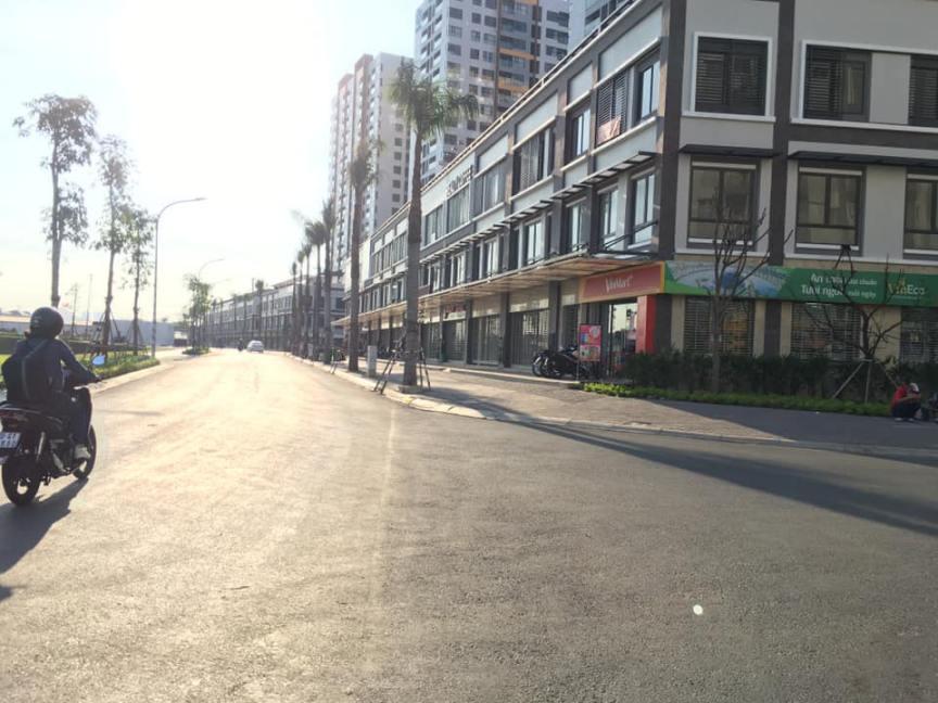 khu thuong mai du an mizuki park