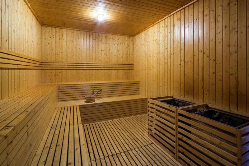 sauna celadon sport center