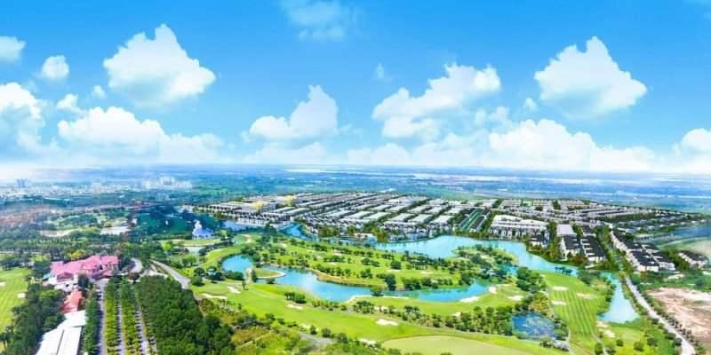 phoi canh du an bien hoa new city