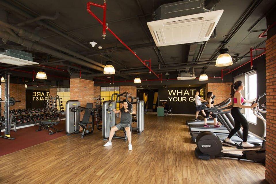 phong tap gym the prince residence phu nhuan