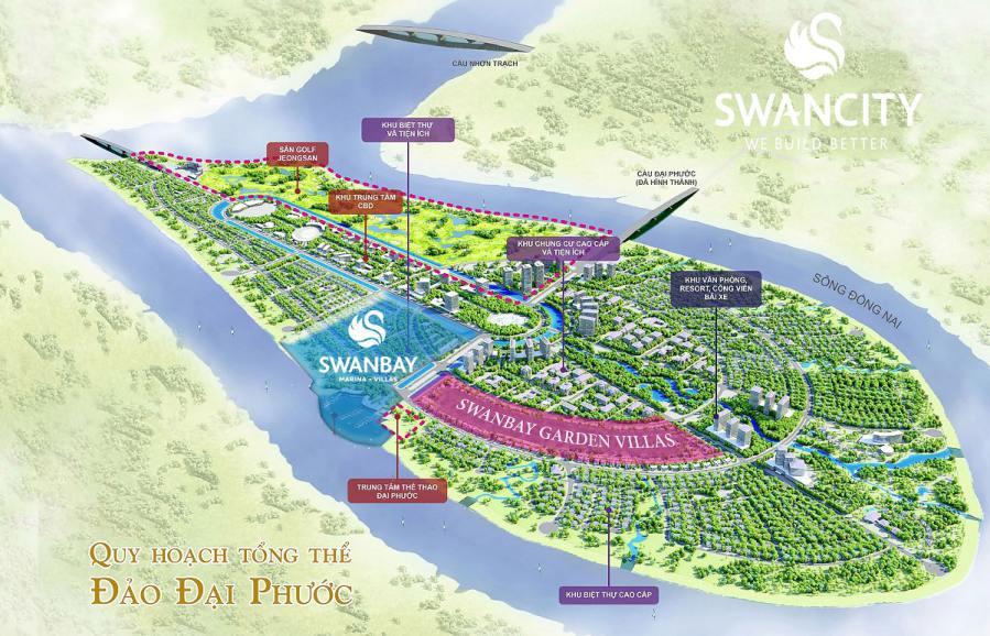phoi canh du an swanbay