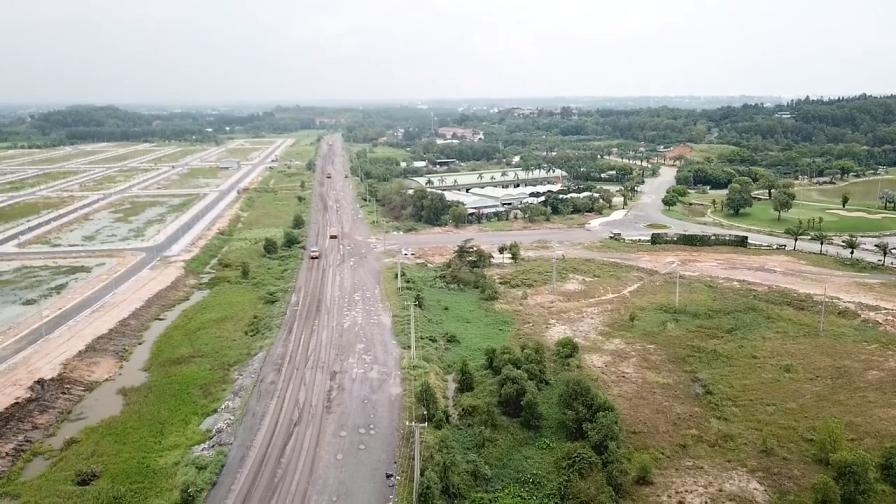 duong huong lo 2 tai cong chinh du an bien hoa new city