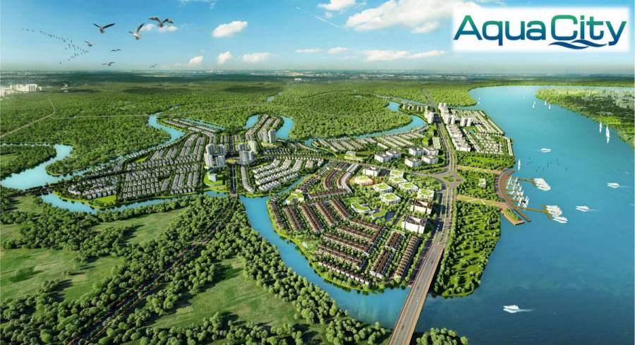 aqua city du an novaland tai dong nai
