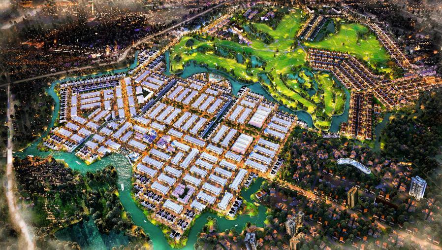 tong the du an bien hoa new city