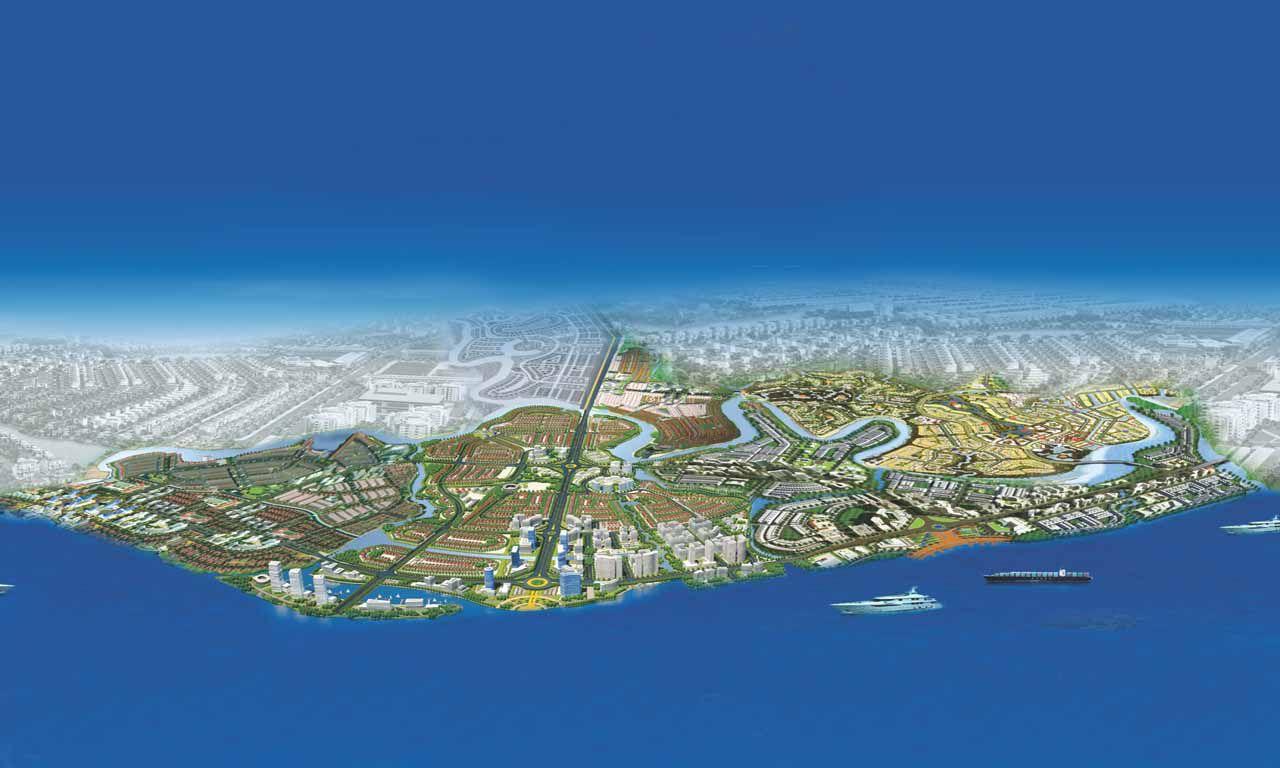 waterfront-City-nam-long