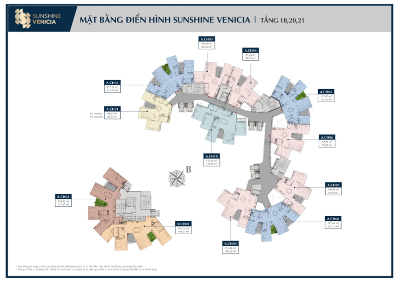 mat bang tang 18-20 sunshine venicia