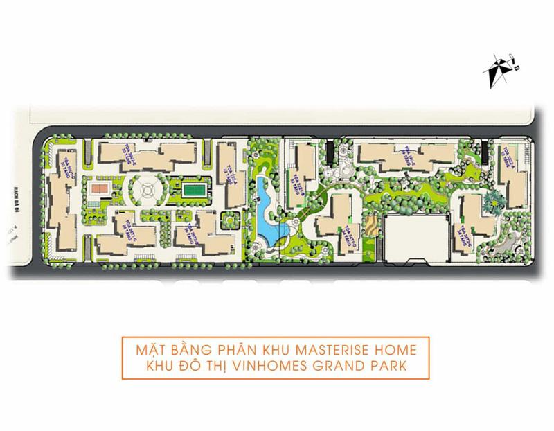 mat bang tong the Masterise Centre Point