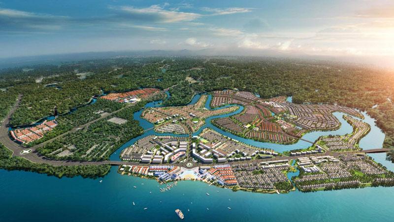 phoi canh du an aqua city