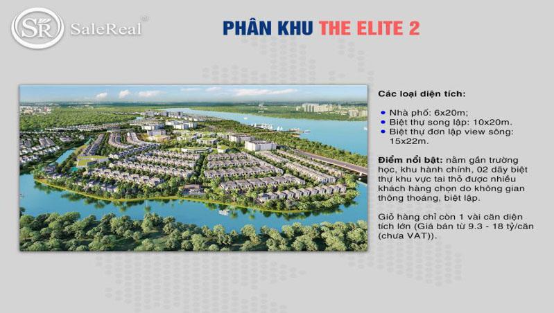 phan khu the elite 2 tai aqua city