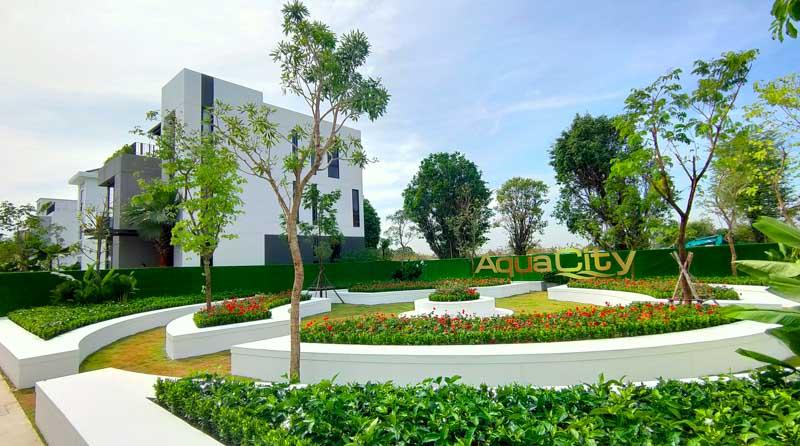 cong vien tai aqua city river park 1