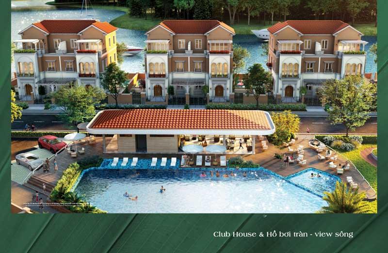 club house tai aqua city river park 1