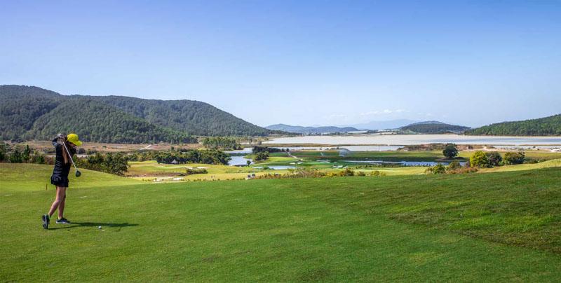 san golf the dalat at 1200 lien ke novaworld da lat