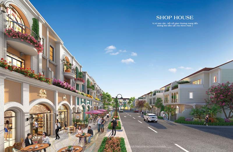 shophouse tai aqua city river park 1