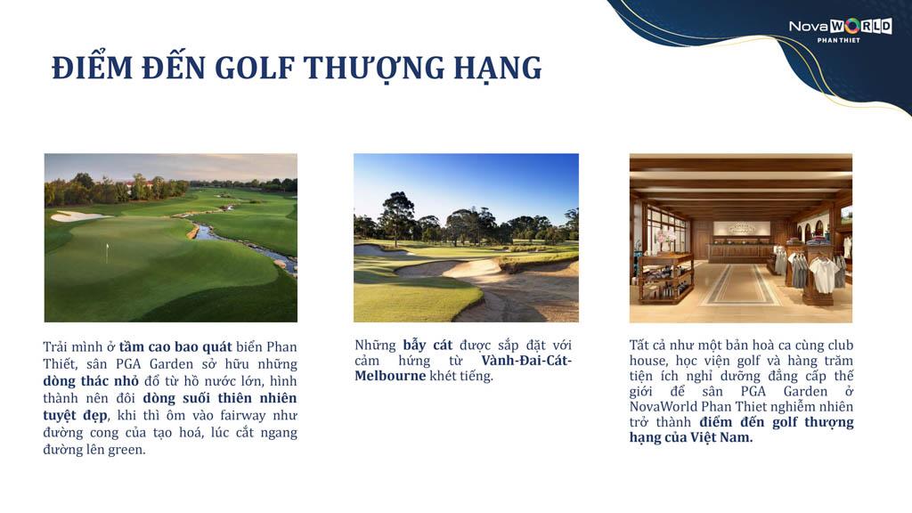 dac quyen pga golf villas novaworld phan thiet