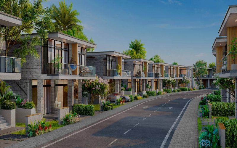 phoi canh phan khu happy beach villas ho tram