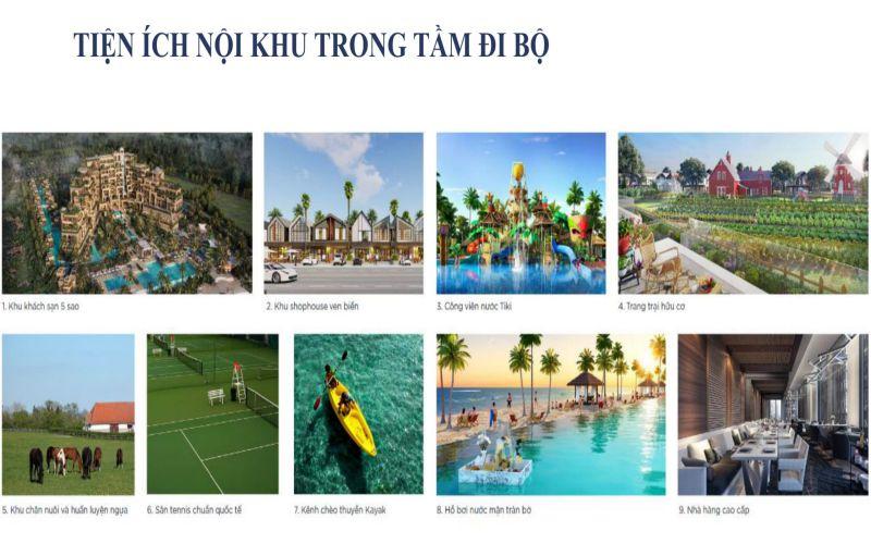 tien ich happy beach villas ho tram
