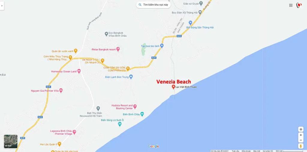 vi tri du an venezia beach binh thuan