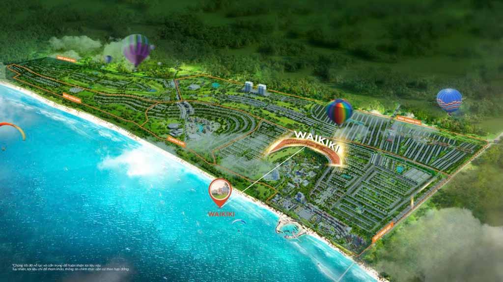 Vị trí Waikiki Novaworld Phan Thiết ở đâu? Có gì hấp dẫn?
