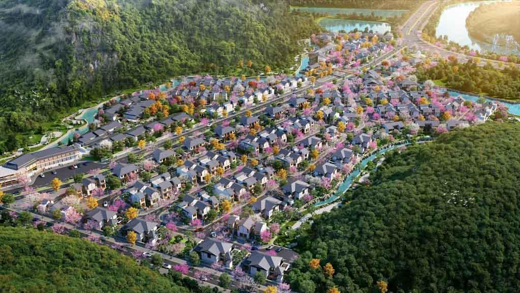 sun onsen village quang hanh