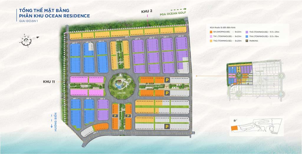 mat bang ocean residence